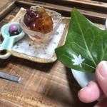 鐵屋+cafe - 葉っぱ可愛い❤️