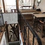 鐵屋+cafe - 店内