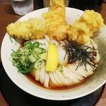 讃岐うどん天兎 - 料理写真: