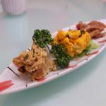 そば処 やすべ - 料理写真: