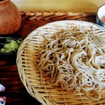 そば処 くり - 料理写真:田舎そば(限定8食)