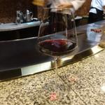 モーリヤ - メチャうまかった赤ワイン