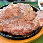 カフェレストラン ガリーン - 1ポンドステーキ