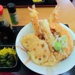 味平 - 天とじ丼(小盛り)