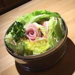 佐貫居酒屋バル 麺's BAR 叶多寿 - 豚バラロール