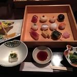 入母屋 - 手まり寿司ランチ