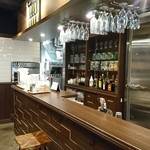 EAST57 Beer Bar&Cafe - 店内1
