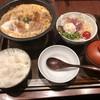 とんかつ和幸 - 料理写真:ロースかつ鍋御飯