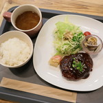 米カフェ ルポ - 料理写真:日替わりランチ 750円