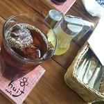 ユイットカフェ - アイスコーヒー