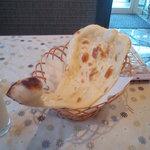 タンドール インドレストラン  - Bセット(ナン)