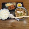 おうばく - 料理写真:うどん定食  ¥790