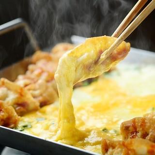 チーズ×餃子やばい餃子