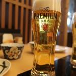 山陰浜田港 - 生ビール