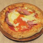 106116005 - 東京卵と秀麗豚のビスマルク1380円