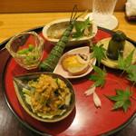 日本料理 太月 - 前菜
