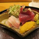 日本料理 太月 - 造り3種