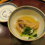 日本料理 太月 - メバル煮付け