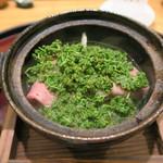 日本料理 太月 - 仙台牛 花山椒鍋
