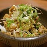 中華風居酒屋 桃花 - 若鶏の香味揚げ