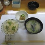 馳走 ほりもと - タケノコご飯