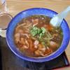 福寿司 - 料理写真:焼肉ラーメン