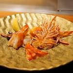 Kakugazakateppanyakinakamura - 大分県産 活車海老