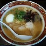 106120824 - 「煮玉子入りラーメン」780円