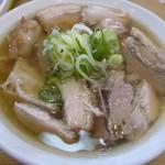 香福 - 料理写真:お肉ラーメン