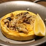 RODEO & Cafe - キノコオムレツ