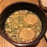 ぎょうざ処 高辻 亮昌 - 定食 780円 (味噌汁)