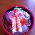 10613352 - 海鮮丼 1000円
