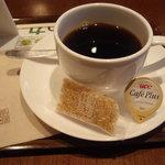 上島珈琲店 - ホットコーヒーS 340円