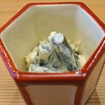 柚木元 - ワラビの白和え