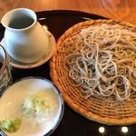 ソバ マスミ - 料理写真: