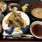 京寿司 - 料理写真:てんぷら御膳1000円