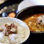韓国料理・焼肉 きんちゃん - テールとライス