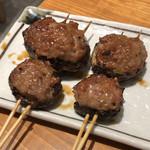 106134555 - 椎茸肉詰め
