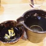 初かすみ酒房 - ドリンク写真:初霞 純米吟醸 無濾過生原酒