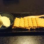 だるまや - クリームチーズ!