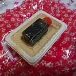 桔梗屋東治郎 - 料理写真:・桔梗信玄餅(2コ) 337円(税別)