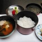 渓流温泉 冠荘 - 食事&デザート