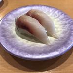 回転寿司 花いちもんめ - 活ハマチ