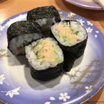 回転寿司 花いちもんめ - 大人の納豆巻き
