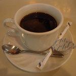 丘 - ホットコーヒー 430円