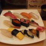 築地寿司清 - 特盛
