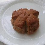 もりのみちパン - クルミパン(140円)