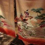 燦 - 個室の暖簾