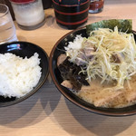 柴田商店 - 【塩ネギチャーシューらーめん】¥1,000
