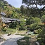 レストラン ココン - お庭